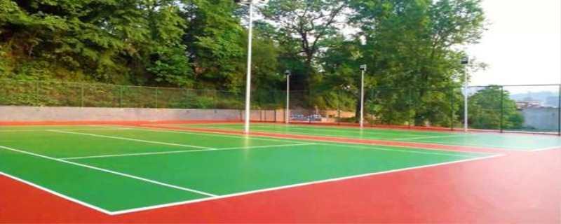 网球场地标准尺寸是多少