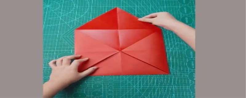 用纸做一个多格零食收纳盒